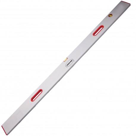 DREPTAR ALUMINIU, 2 BULE, MANER 18x100x1500x1.0 MM