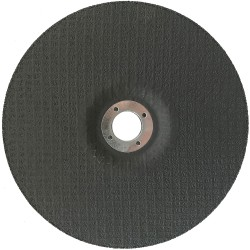 DISC POLIZAT METAL T27-A24 R-BF - 125X6.0X22.23 MM