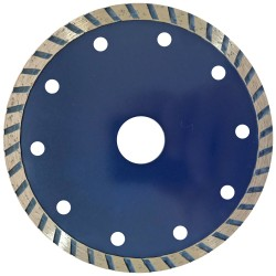 DISC DIAMANTAT TURBO - 125X2.2X7.8X22.23 MM