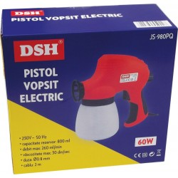 PISTOL VOPSIT ELECTRIC DSH (JS-980PQ) - 800 ML, 60W