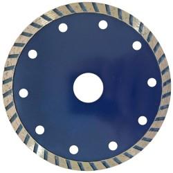 "DISC DIAMANTAT TURBO ""SUPER"" - 230X2.8X7.8X22.23 MM"