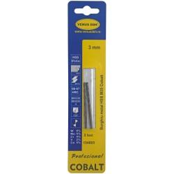 BURGHIU METAL HSS M 35 Cobalt  - 2.5 MM, SET 2