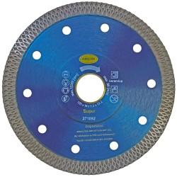 DISC DIAMANTAT PENTRU CERAMICA - 125 X 1.3 X 10 X 22.23 MM