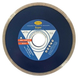 DISC DIAMANTAT CONTINUU - 180X2.2X5.5X22.23 MM