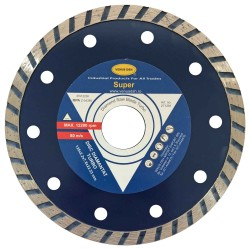 "DISC DIAMANTAT TURBO ""SUPER"" - 230X2.8X7.8X22.23 MM"