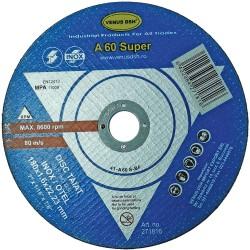 """DISC TAIAT INOX """"SUPER"""" 41-A60 S-BF - 115X1X22.23 MM"""
