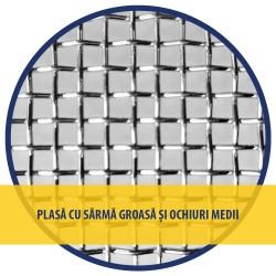PLASA SARMA Zn 1 X 12 M - 3 X 3 X 1 MM