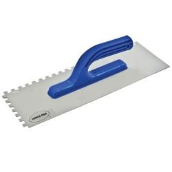 DRISCA DINTI PATRATI,MANER PLASTIC 10x10(280X125MM)