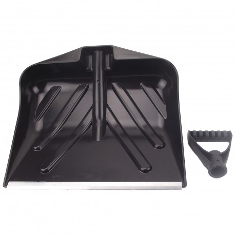 LOPATA PLASTIC ZAPADA 430 X 410 MM, MANER PLASTIC (PL)