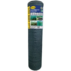 PLASA UMBRIRE 1.5 x 100 M - VERDE - 80 g/mp