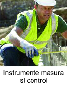 Instrumente masura si control